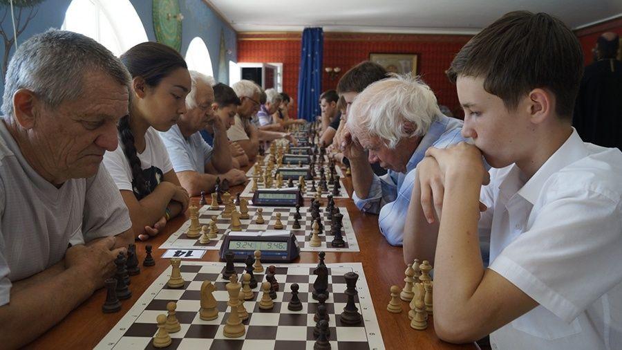 """В Евпатории пройдет шахматный турнир """"Каламитский залив"""""""
