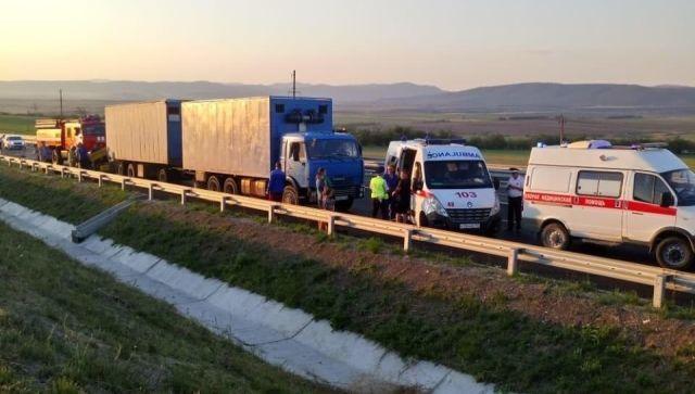 Стали известны подробности ДТП с рейсовым автобусом в Крыму