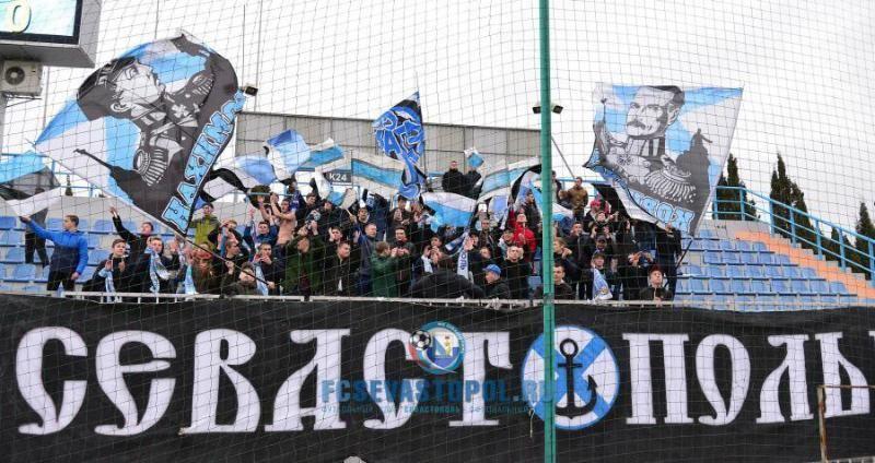После победы над «Крымтеплицей» ФК «Севастополь» оштрафован на 17,5 тыс. рублей