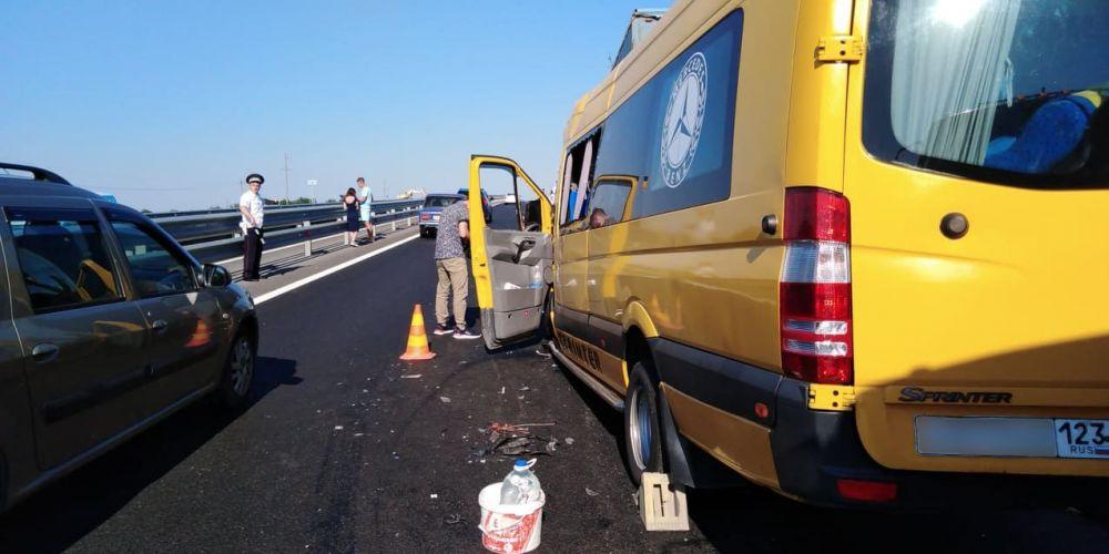 Организатор перевозки погибших в ДТП на трассе «Таврида» заключен под арест
