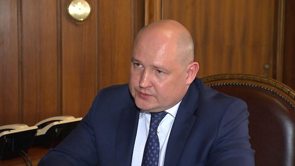 Михаил Развожаев сдал тест на коранавирус