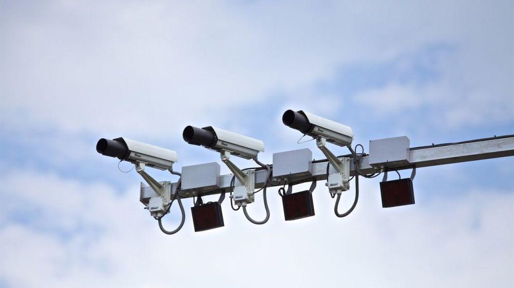 В Севастополе над пешеходным переходом на Омеге установили новые камеры