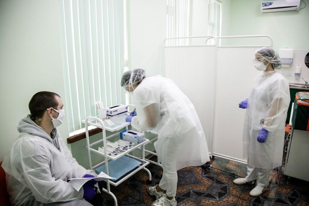 В Севастополе зафиксировали ещё 3 случая COVID-19