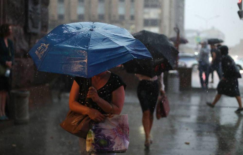 Гидрометцентр прогнозирует опасную погоду в Крыму