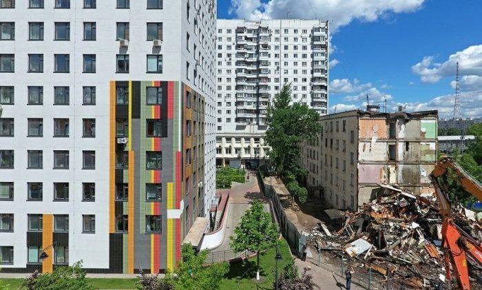 Программа реновации жилья «как в Москве» слишком затратна — другие регионы «не потянут»