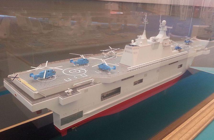 Закладка в Керчи кораблей взамен «Мистралей» - «щелчок по носу» западным партнерам, - эксперт