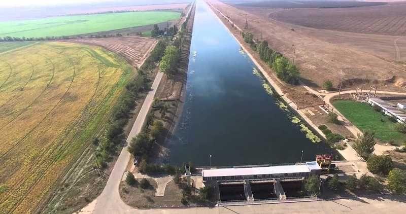 На Украине сделали заявление о поставках воды в Крым