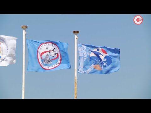 В Севастополе проходит фестиваль по пляжному футболу на Кубок губернатора (СЮЖЕТ)