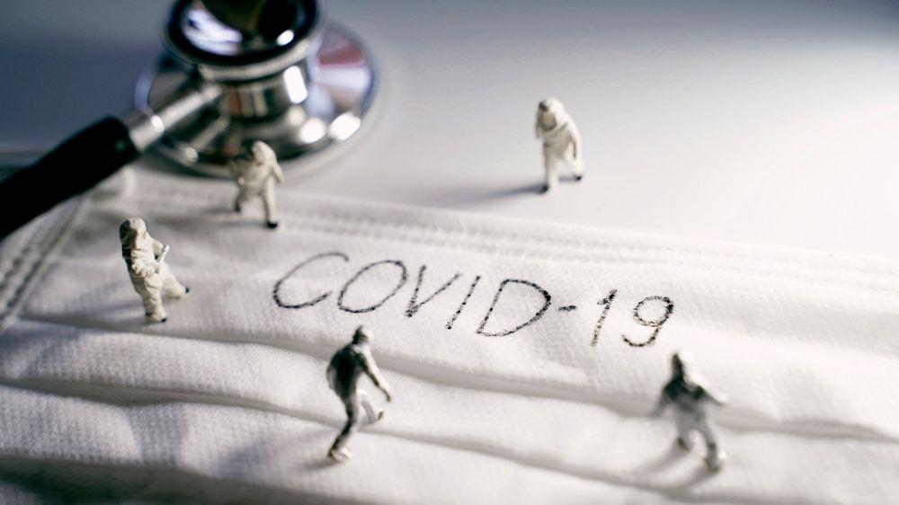 Ученые напечатали 3D модель коронавируса