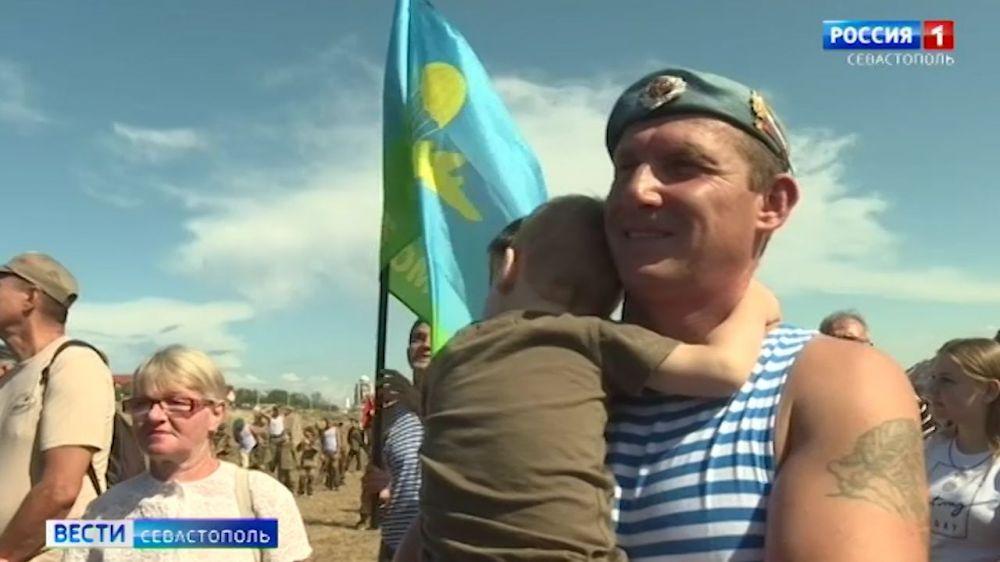 В Севастополе сформируют новый полк ВДВ