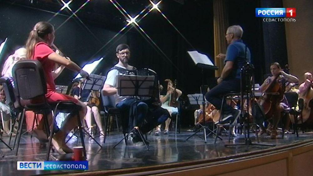В Севастополе симфонический оркестр исполнит аргентинское танго Пьяцоллы