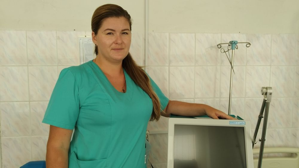Феодосийский медицинский центр привлекает опытных врачей и медицинских сестер