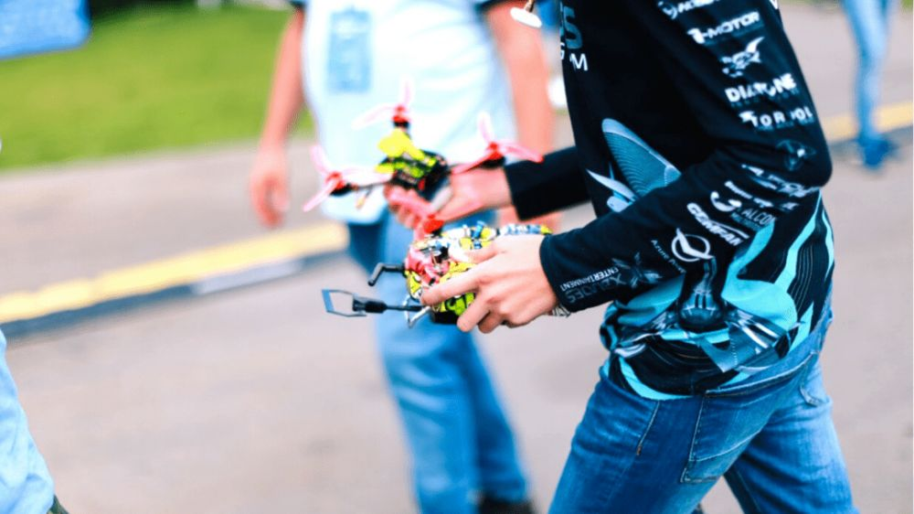 В Алуште пройдет этап Гран-при России по Дрон-Рейсингу