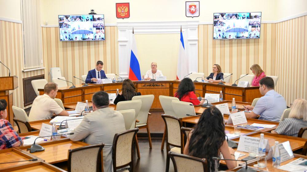На заседании коллегии Минэкономразвития подвели итоги социально-экономического развития Республики Крым