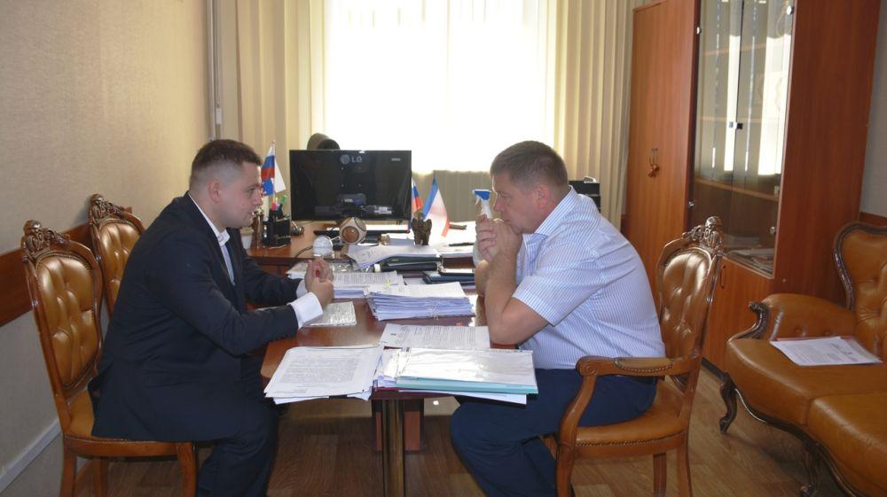 Рефат Вахитов провёл очередной прием граждан