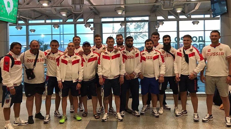 Мужская сборная Крыма по пляжному регби – шестая в чемпионате России