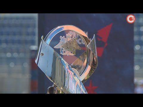 В Севастополе стартовал первый в истории Кубок Главнокомандующего ВМФ по регби-7 (СЮЖЕТ)