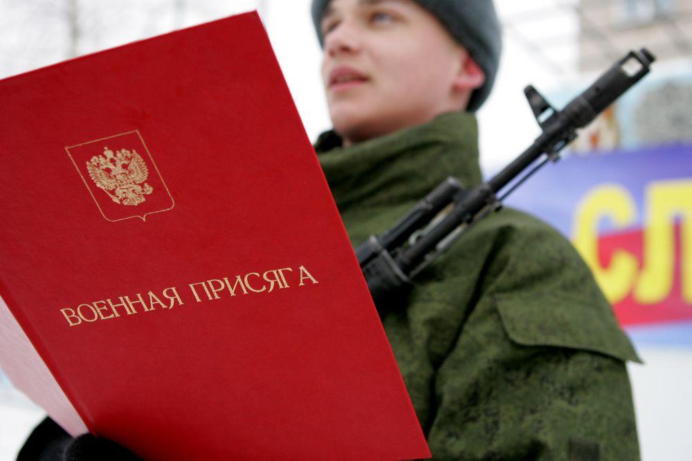 В Крыму подвели итоги весеннего призыва 2020 года