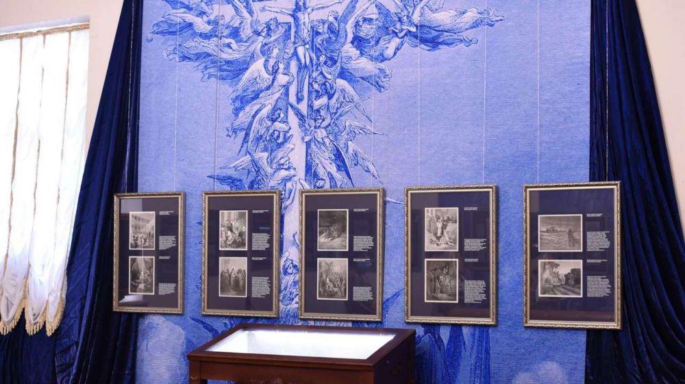 Выставка «Шедевры Гюстава Доре» начала работу в Симферопольском художественном музее