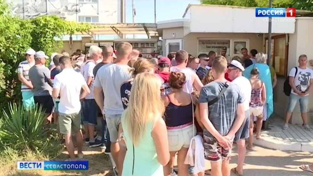 Билеты в севастопольские музеи можно купить только ранним утром
