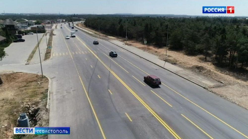 Когда реконструкция Камышового шоссе завершится полностью