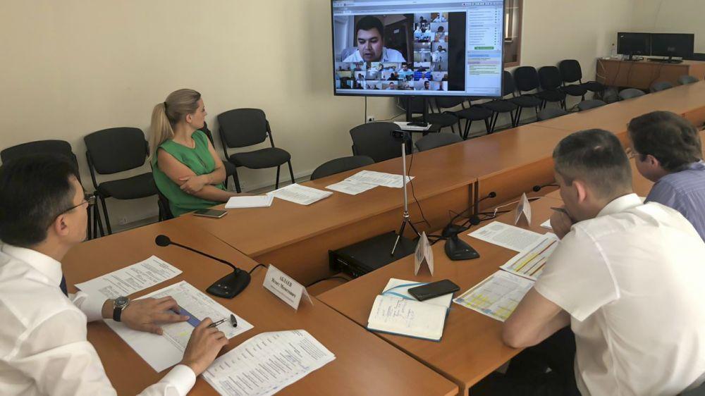 Исмет Аблаев: По итогам недели наблюдается положительная динамика подготовки объектов социальной сферы к отопительному сезону
