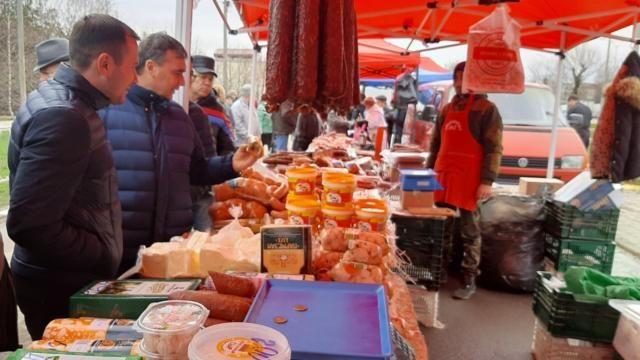 В сельхозярмарке в Симферополе примут участие 120 крымских производителей, — Рюмшин