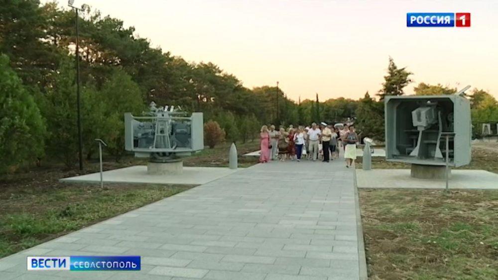 В Севастополе Военно-исторический музей-заповедник отметил юбилей