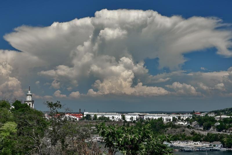 Прогноз погоды на 8 августа: в Севастополе ожидается +35°С