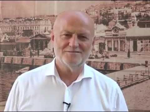 Мэр Ялты записал видеопоздравление с Днём города