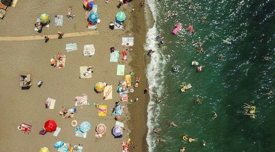 В воскресенье в Крыму 32 градуса тепла