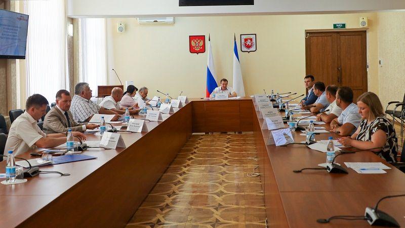 В правительстве Крыма подвели итоги регионального этапа Всероссийского конкурса «Лучшая муниципальная практика»