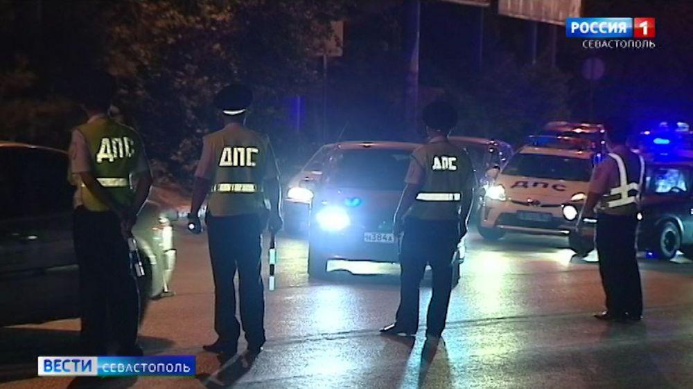 В Севастополе более 30 водителей сели за руль выпив спиртного