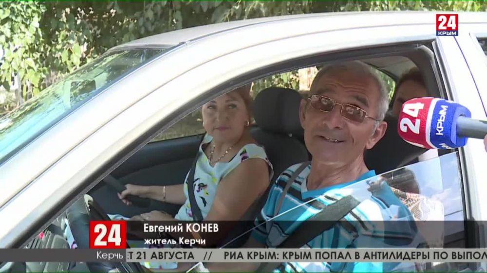 В Керчи отремонтируют дороги на 25 улицах