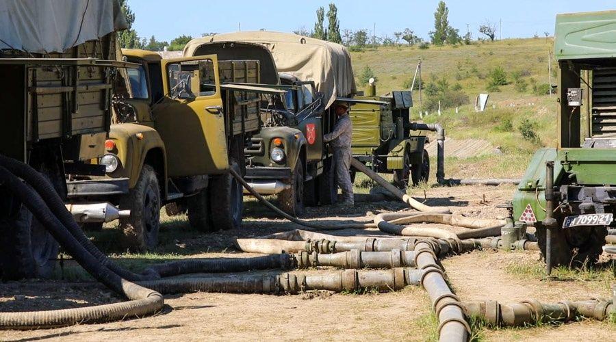 Проблем с водоснабжением Белогорского района после запуска нового водовода не будет – Аксёнов