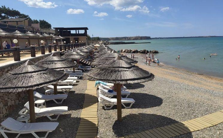 В Крыму повторно проверены 38 пляжей в Ялте и Бахчисарайском районе