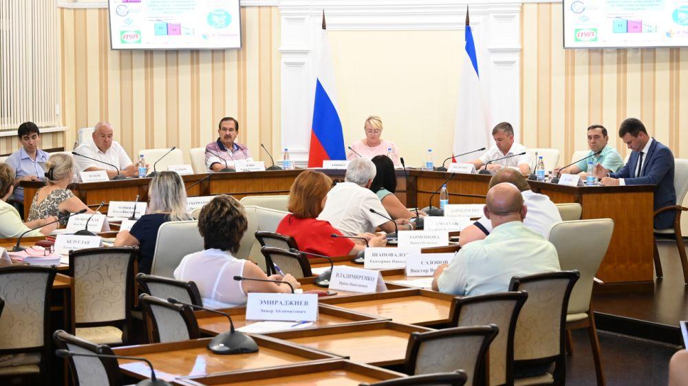 Бюджет Крыма за полгода исполнен с профицитом в сумме 2,3 млрд рублей