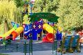 Крупнейшая сеть супермаркетов Крыма построила детскую площадку в Симферополе