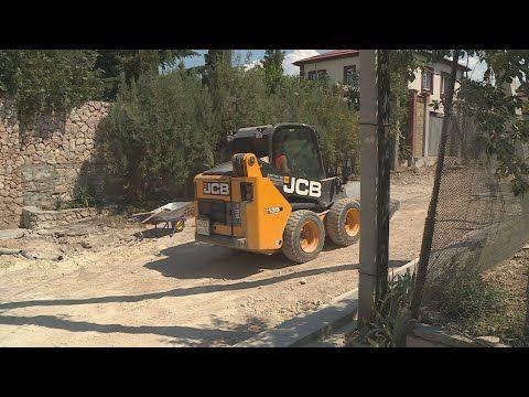 На улице Железнякова капитально ремонтируют дорогу (СЮЖЕТ)