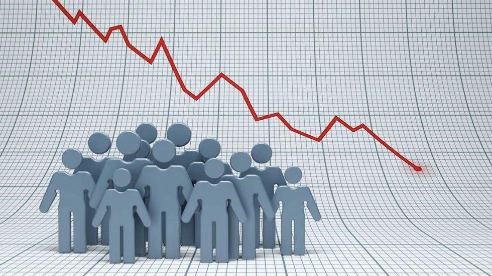 Смертность в Крыму в первом полугодии превысила рождаемость в полтора раза