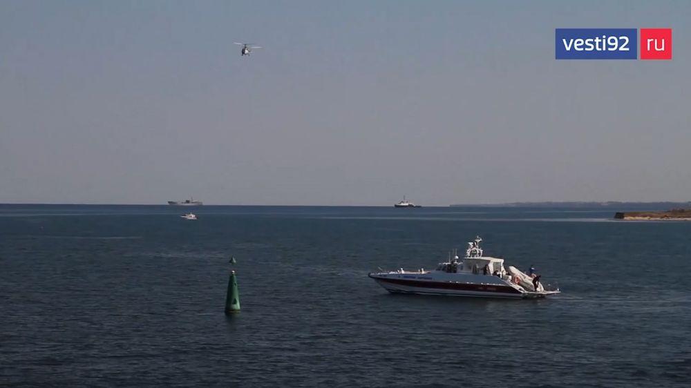 В Севастопольской бухте саперы обезвредили боеприпасы