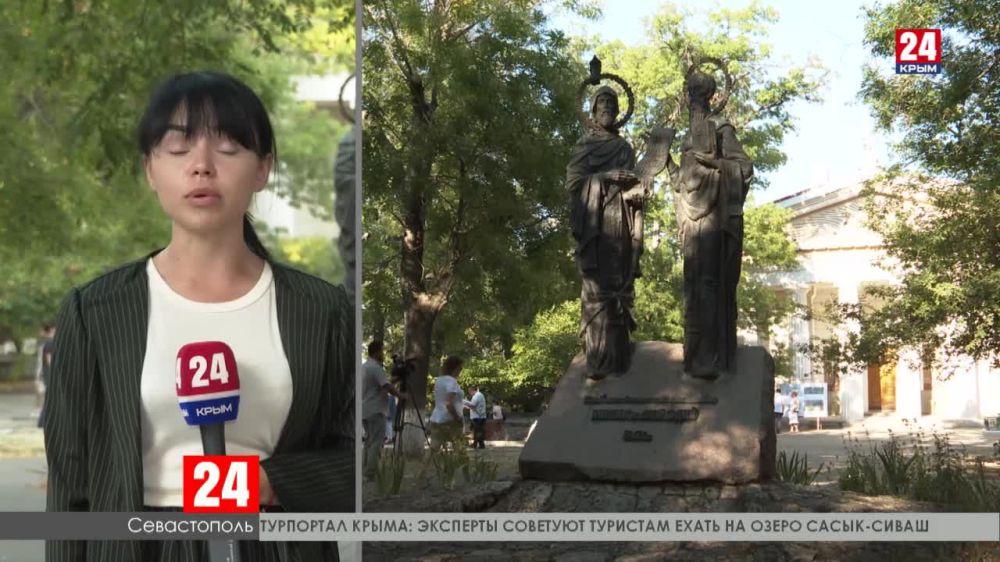 В Севастополе меняют проект реконструкции сквера Петра и Павла
