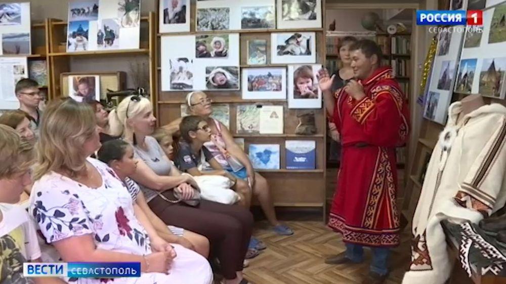 Севастопольцам рассказали о жизни на Ямале