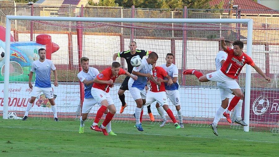 Сегодня состоятся ответные полуфинальные матчи Кубка КФС-2019/20
