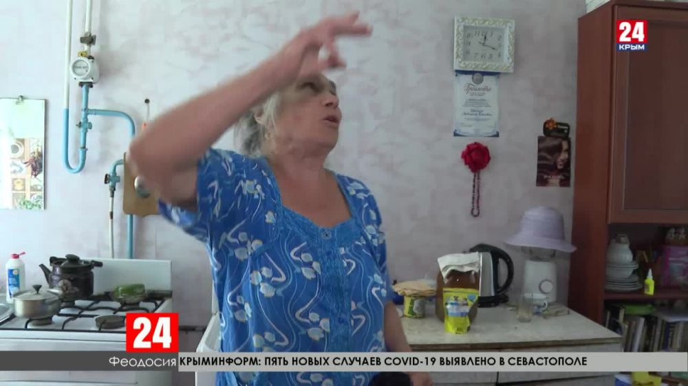 Дом в поселке Приморский под Феодосией не признан аварийным