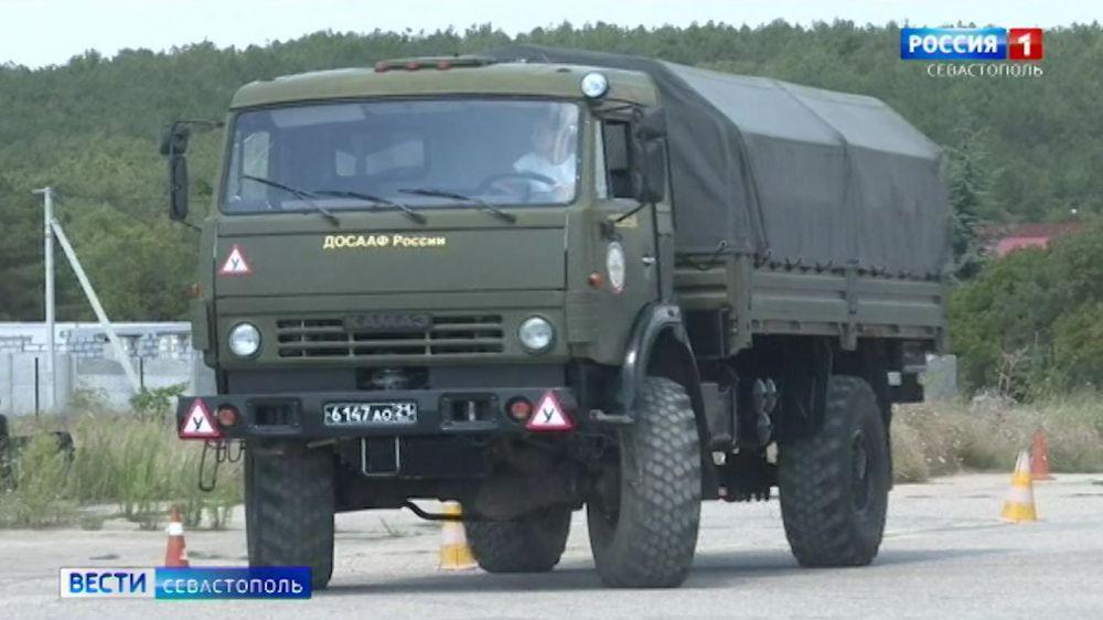 Севастопольский ДОСААФ откроет новые специальности для нужд Минобороны
