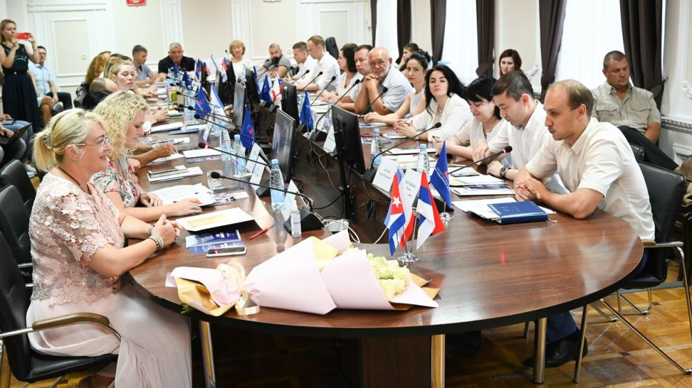 Крым продолжит сотрудничать с Кубой