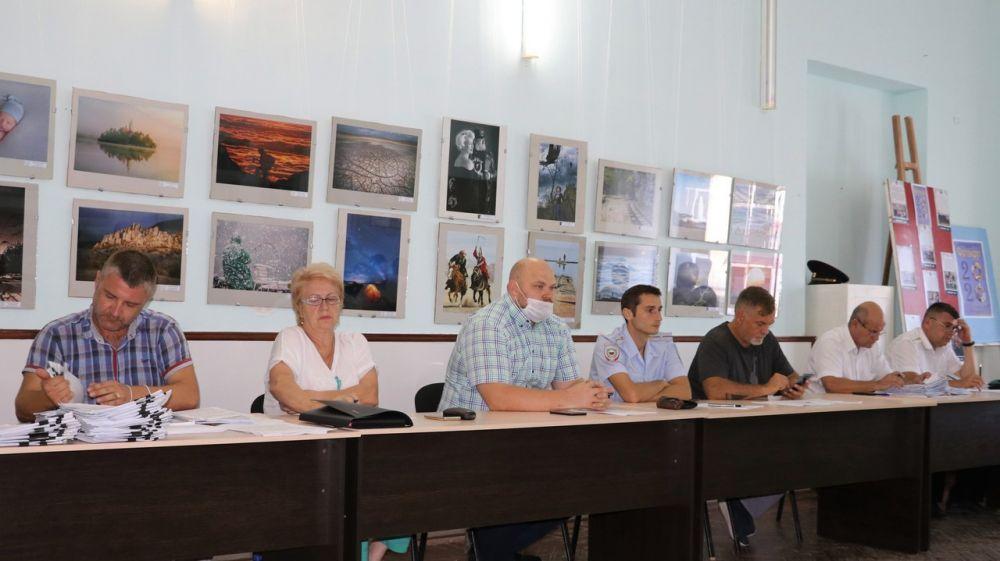 Состоялось очередное заседание Административной комиссии муниципального образования городской округ Феодосия