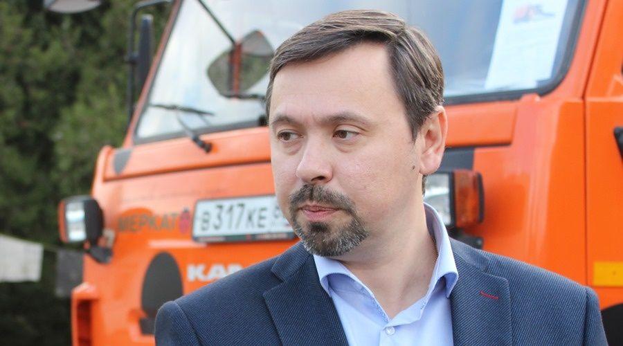 Аксёнов поручил уволить руководителя «Крымавтодора»