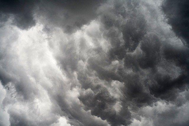 Сегодня в Крыму снова ожидаются дожди и шквал